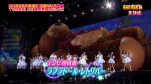 【AKB48】「36thシングル「ラブラドール・レトリバー」の選抜メンバー決まったよ&TV初披露の感想