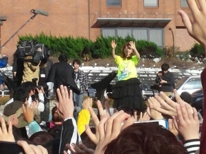 【AKB48】大島優子がファンの前で泣きながら挨拶!【ありがとう優子!】