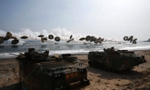 韓国と北朝鮮の砲撃戦に海外「海の魚が可哀想!」 海外の反応。