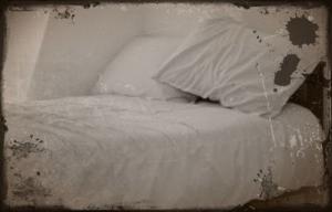 【不気味な話】寝るのが怖い