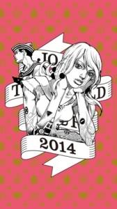 【ジョジョ】ジョジョ試し読みツアー「JOJO THE WORLD TOUR」近畿、中部エリアのご当地壁紙が配布開始!