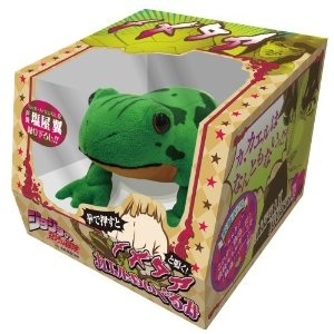 【ジョジョ】このカエルのジョジョグッズ知ってる?
