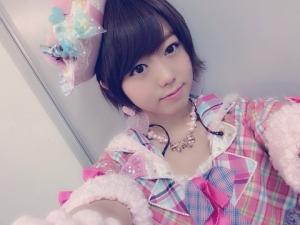 峯岸みなみ「AKB48という大きな波にのろうと思います。」