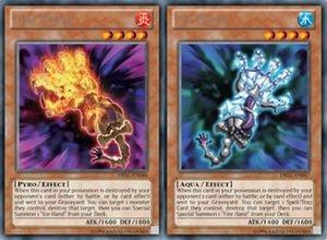 【遊戯王】Dragons of Legendに収録される新カード「ファイヤー・ハンド / Fire Hand」「アイス・ハンド / Ice Hand」の画像と効果が判明!ギラグの使用カードがOCG化
