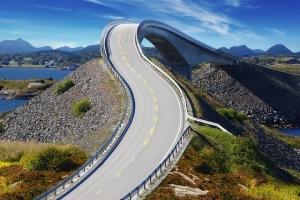 いつか走りたい、歩きたい、「世界の美しい道」7選
