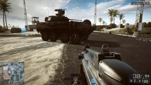 【Battlefield 4】え?IFVとか自走対空砲って水陸両用だったの?