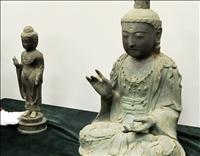韓国で「仏像を日本に即時返還せよ」という訴訟 しかし韓国政府が裁判所に却下するよう要求