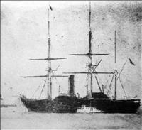 【速報】江戸付近に謎の黒船現るwww