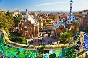 【風景】サグラダ・ファミリアだけじゃない!遊びごころ満載なガウディの世界