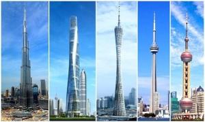 ロシア人「世界で最も美しい高層建築物の画像をご覧下さい」 【画像】