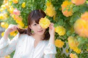 女の子(5)「お花屋さんになる」「パパと結婚するー」