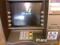 XP搭載ATMは安全か? 国内まだ17万台稼働