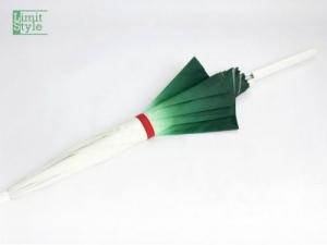 【画像】ネギをイメージして作られた傘があまりにもネギ過ぎると話題にwwwwwwwwwwwww
