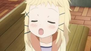 『ブラック・ブレット』6話感想 夜に出会うティナちゃんと蓮太郎!たこ焼き食べるティナちゃん可愛い