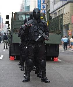 【画像あり】ちょwww台湾の特殊部隊やばすぎwwwww