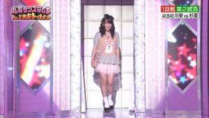 【画像】AKB川栄李奈(19) ロンハーで披露した私服姿がダサすぎると話題に!