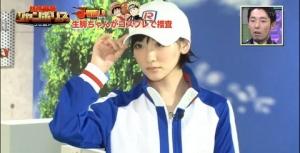 乃木坂の生駒ちゃんのテニス王子様のコスプレwwwww