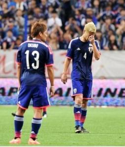 日本代表トップ下は本田で決まり!?「トップ下でプレーしないといけない」