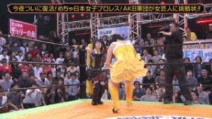 【画像】AKB横山由依の身体能力が凄すぎるwwwwwwww