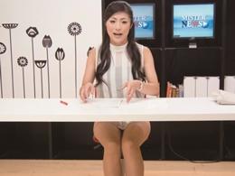 コロ○ビア大卒!のインテリ女子アナウンサーが決意のAVデビュー!
