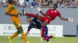 大久保のロスタイム弾で日本がザンビアに4-3逆転勝利!…W杯強化試合