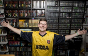 ギネスに認定された1万本以上のゲームコレクションがオークションに!その理由は・・・