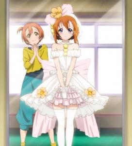 【ラブライブ!】穂乃果ちゃんにウェディングドレスを着せたら可愛いすぎて結婚したくなった!!
