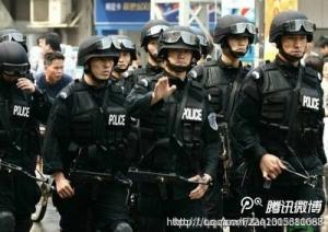 ( `ハ´)「世界一の軍警大国の数字をご覧ください」 【中国の反応】