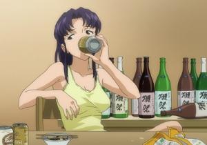 一緒に酒を飲みたいアニメのヒロイン達wwwwww