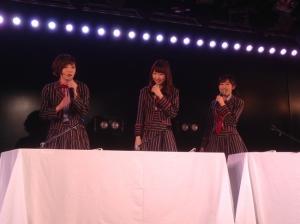 AKB48のオールナイトニッポン「出演、渡辺麻友/柏木由紀/田名部生来」の感想【04年6月12日】