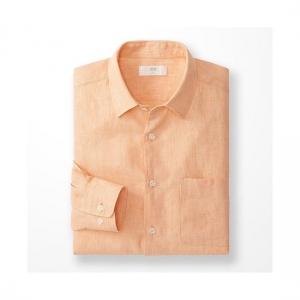 ユニクロのリネンシャツって着丈長すぎない?何考えてるんだろう