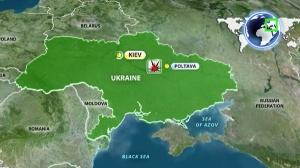 【速報】 ウクライナ東部でガスパイプラインが爆発 高さ200メートルの火柱上がる 何が始まるんです?